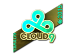 Cloud9 G2A (Gold) ESL One Katowice 2015