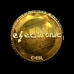 Electronic (Gold) Katowice'19