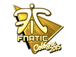 Fnatic Cologne 2015 (złoto)