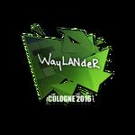 WayLander - Cologne'16