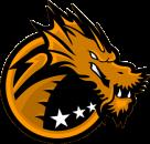 Binary Dragons Gold - logo