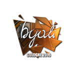 Byali (Folia) - Cologne'16