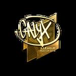 Calyx (Gold) Boston'18