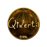 Qikert (Gold) Katowice'19