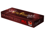 Kraków 2017 Train Souvenir Package