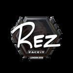 REZ London'18