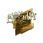 Boombl4 (Gold) Boston'18