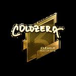 Coldzera (Gold) Boston'18