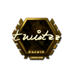 Twistzz (Gold) London'18