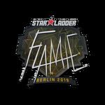 Flamie Berlin'19