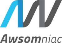 Awsomniac - logo
