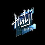 Hutji (Folia) Boston'18