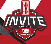 IBUYPOWER Invitational 2016 - Fall