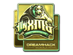 MyXMG (Gold) DreamHack Winter 2014