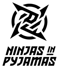 Ninjas in Pyjamas - logo