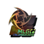 Ninjas in Pyjamas (Holo) MLG Columbus'16