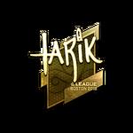 Tarik (Gold) Boston'18
