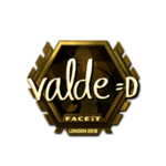 Valde (Gold) London'18
