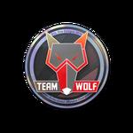 MTS GameGod Wolf (Holo) ESL One Cologne 2014