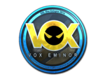 Vox Eminor (Folia) ESL One Cologne 2014