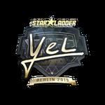 YeL (Gold) Berlin'19