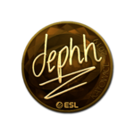 Dephh (Gold) Katowice'19