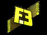 Flipsid3 Tactics (Gold) ESL One Katowice 2015