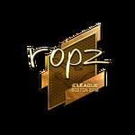 Ropz (Gold) Boston'18