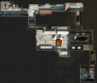 Shorttrain - mapa