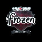 Frozen (Folia) Berlin'19