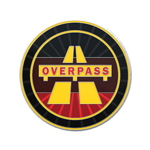 Odznaka - Overpass