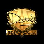 Dennis (Gold) Kraków'17