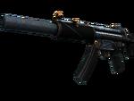 MP5-SD Kwasowa kąpiel