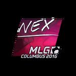 Nex (Folia) MLG Columbus'16