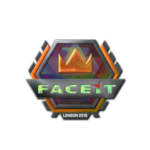 FACEIT (Holo) London'18
