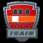 Odznaka - Train