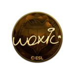 Woxic (Gold) Katowice'19