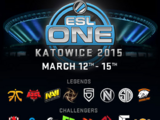 ESL One Katowice 2015