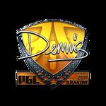Dennis (Folia) Kraków'17