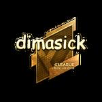 Dimasick (Gold) Boston'18