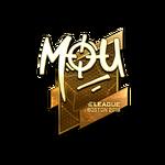 Mou (Gold) Boston'18