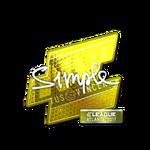 S1mple (Folia) - Atlanta'17