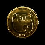 AbleJ (Gold) Katowice'19