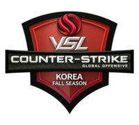 VSL CSGO Korea Fall Season