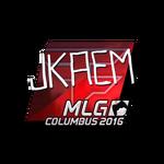 Jkaem (Folia) MLG Columbus'16