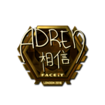 AdreN (Gold) London'18