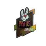 Misfits Gaming (Holo) Boston'18