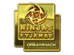 Ninjas in Pyjamas (Gold) DreamHack Winter 2014