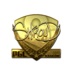 Shroud (Gold) Kraków'17