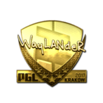 WayLander (Gold) Kraków'17